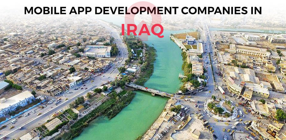 mobile app development companies iraq