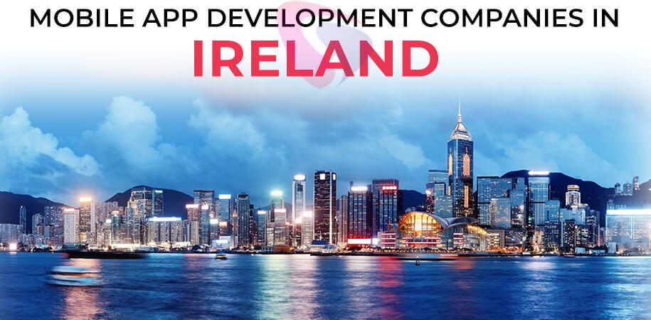 mobile app development companies ireland