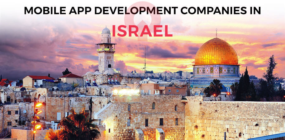mobile app development companies israel