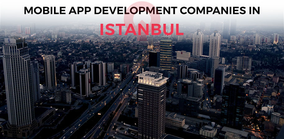 mobile app development companies istanbul