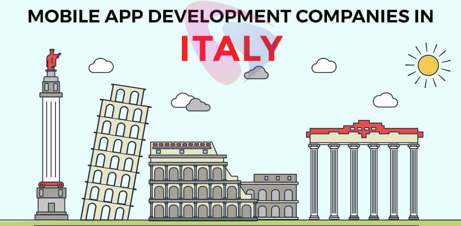 top app development companies italy