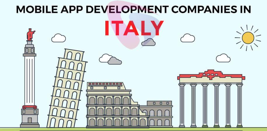 top app development companies italy
