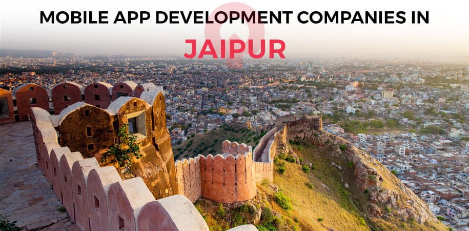 mobile app development companies jaipur