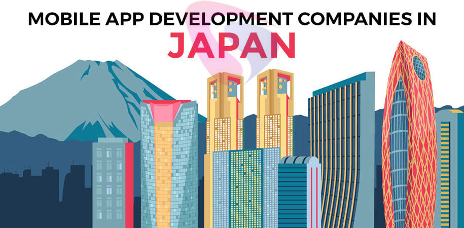 mobile app development companies japan