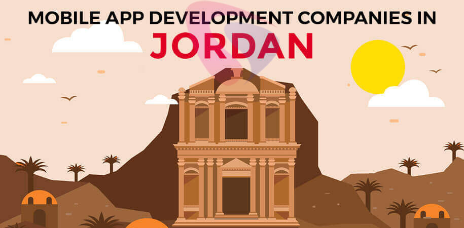 mobile app development companies jordan