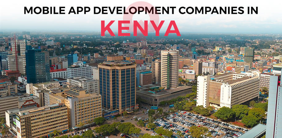 mobile app development companies kenya