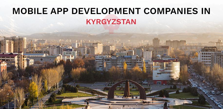 mobile app development company kyrgyzstan