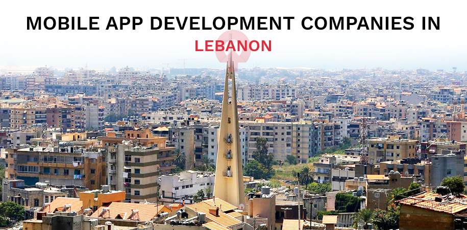 mobile app development company lebanon