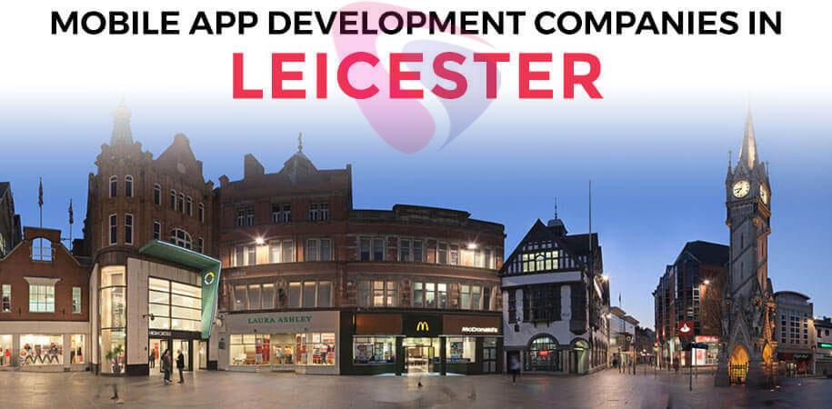 mobile app development companies leicester