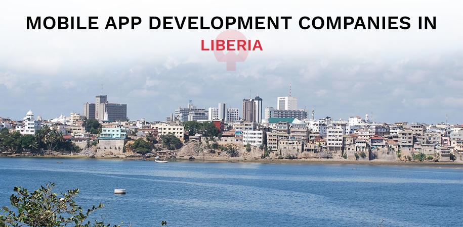 mobile app development company liberia