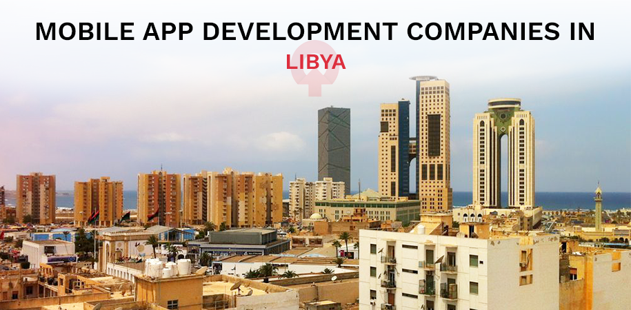 mobile app development company libya
