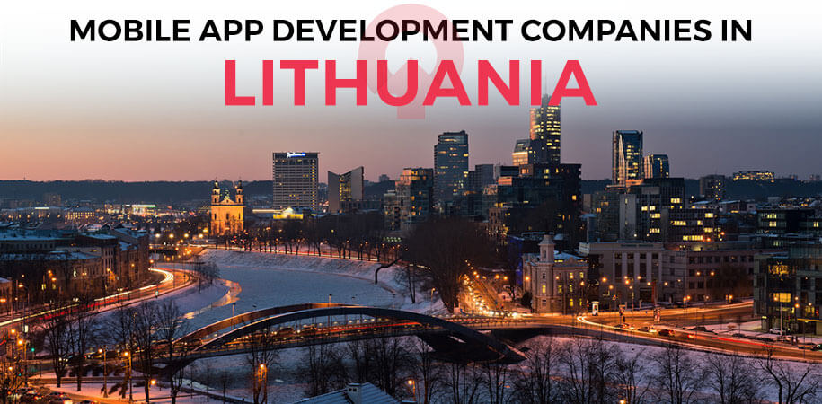 mobile app development companies lithuania