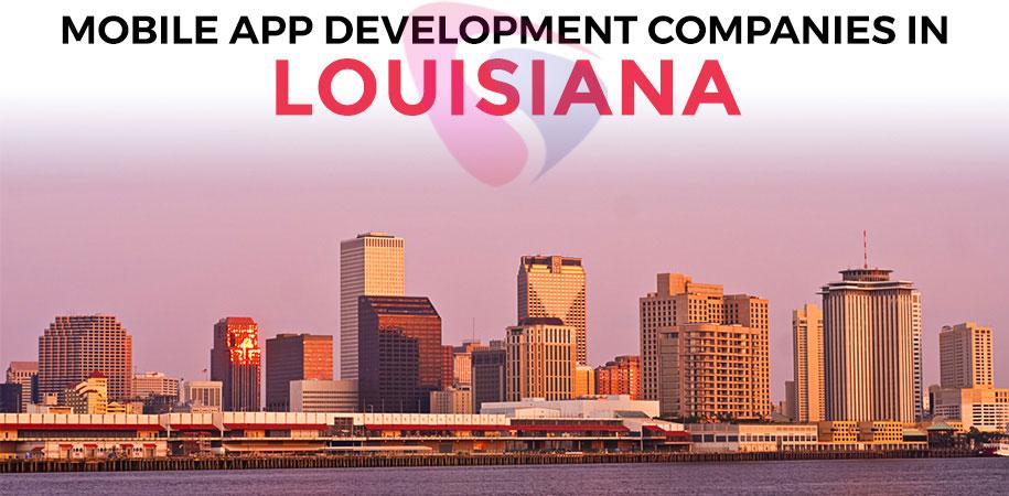 mobile app development companies lousiana