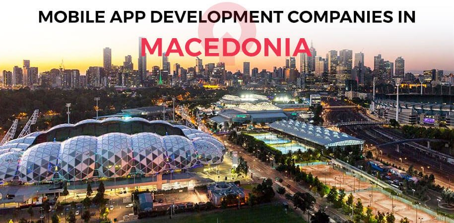 mobile app development companies macedonia