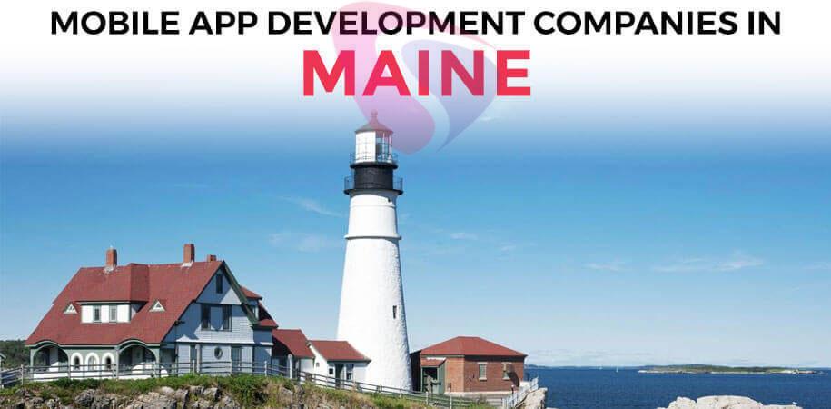mobile app development companies maine