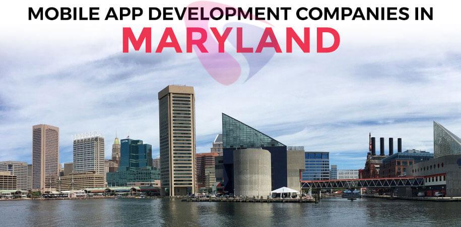 mobile app development companies maryland