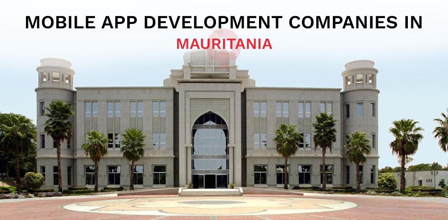 mobile app development company mauritania