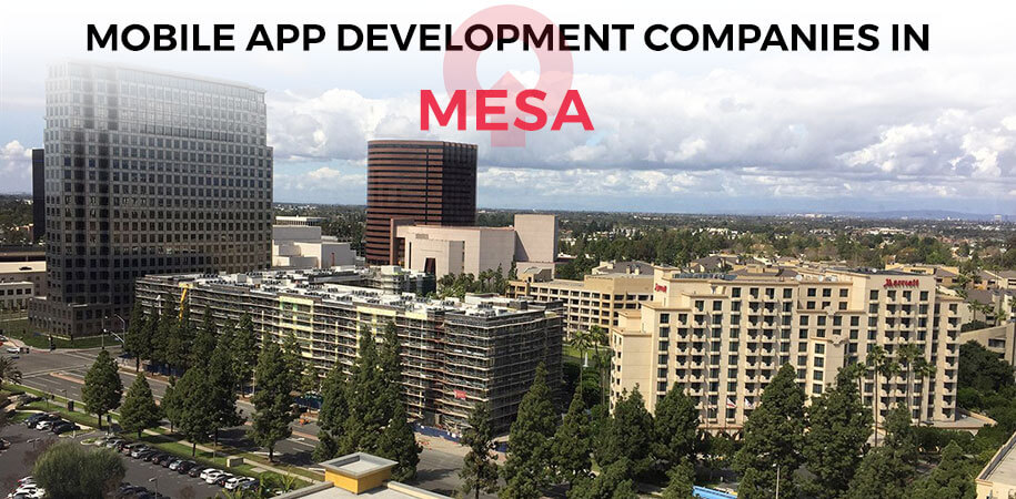 mobile app development companies mesa