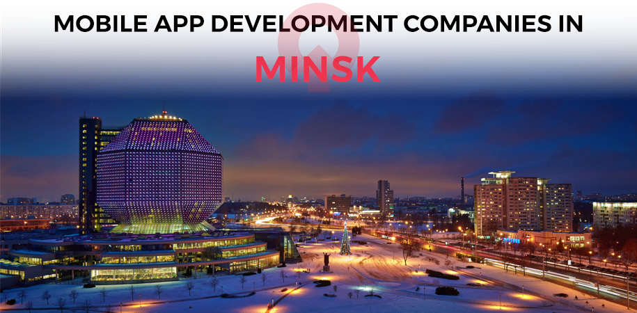 mobile app development companies minsk