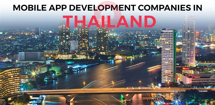mobile app development companies thailand