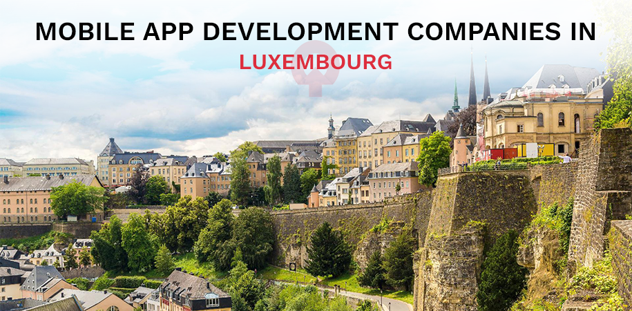 mobile app development company luxembourg