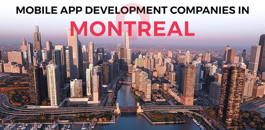 mobile app development companies montreal