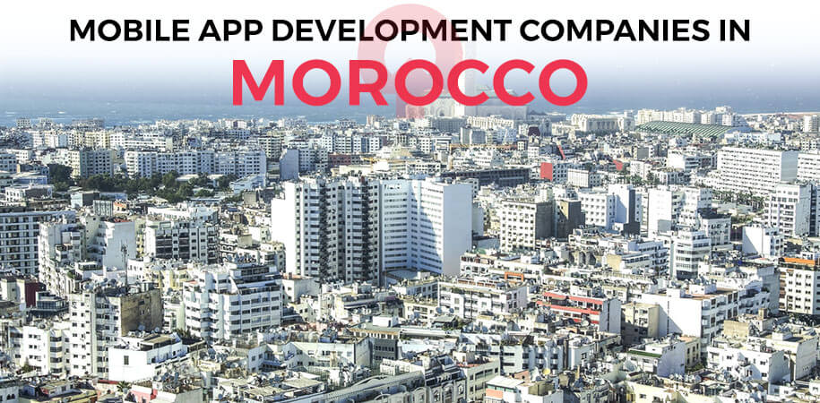 mobile app development companies morocco