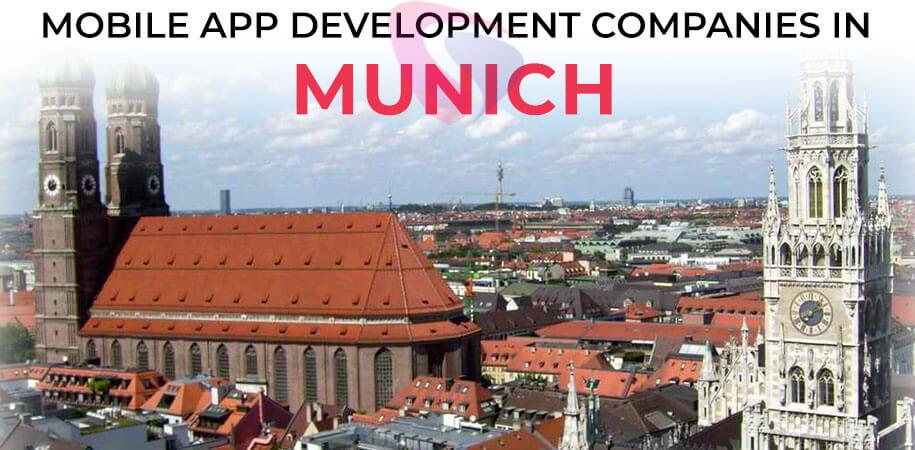 mobile app development companies munich