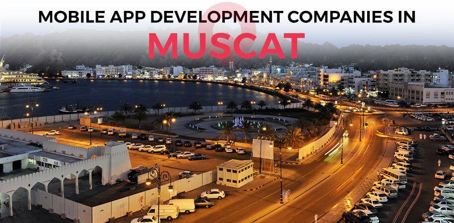 mobile app development companies muscat