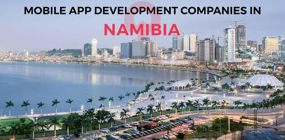 mobile app development companies namibia