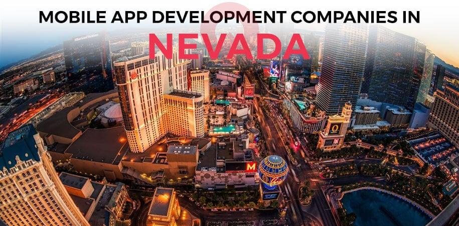 mobile app development companies nevada