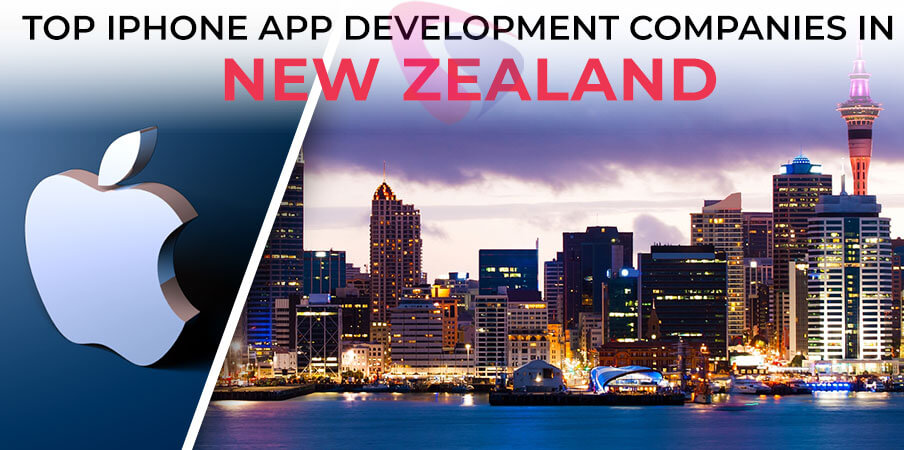 iphone app development companies new zealand