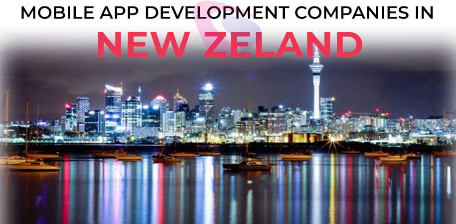 mobile app development companies new zealand