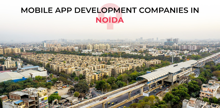 mobile app development noida