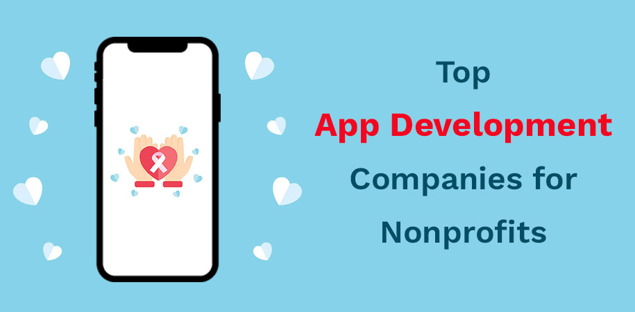 mobile app development companies for nonprofit