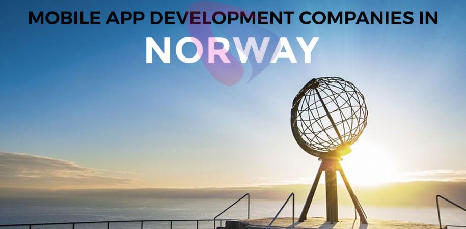 top app development companies norway