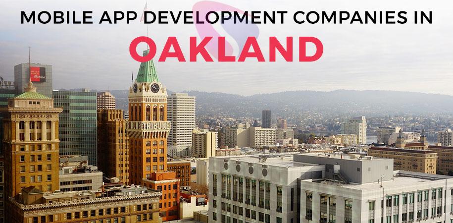 mobile app development companies oakland