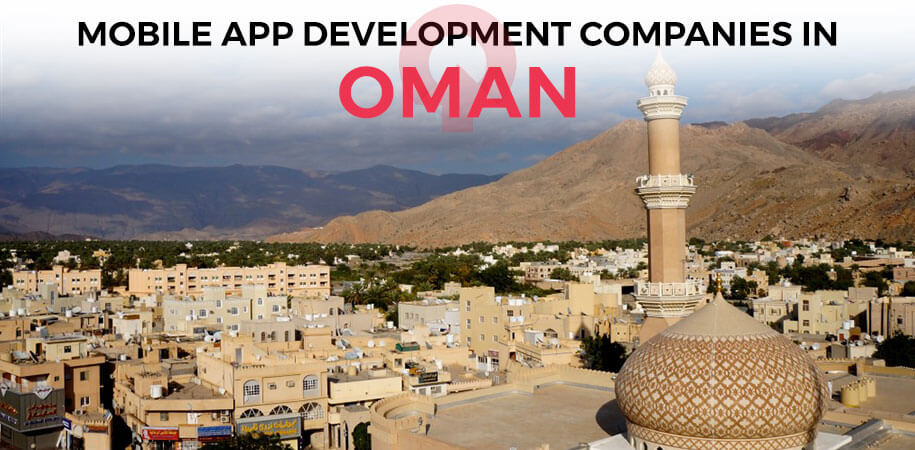 mobile app development companies oman