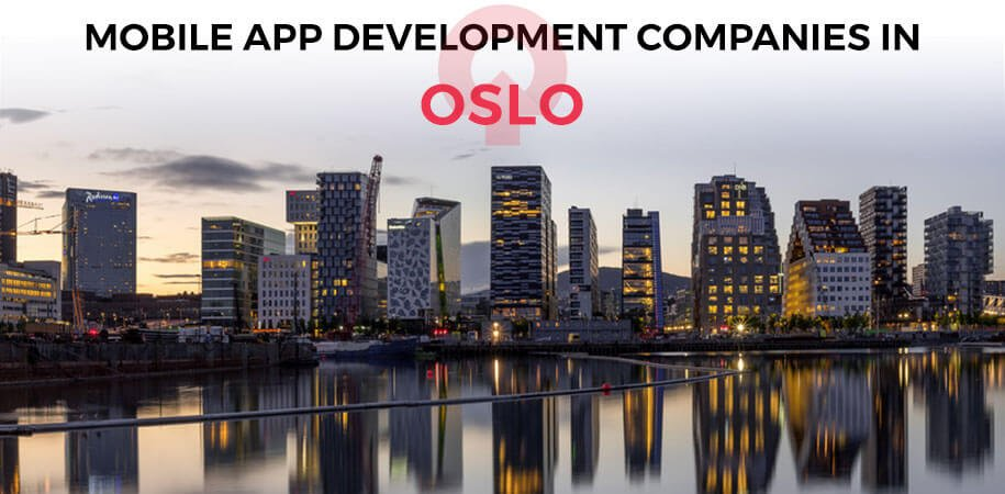mobile app development companies oslo