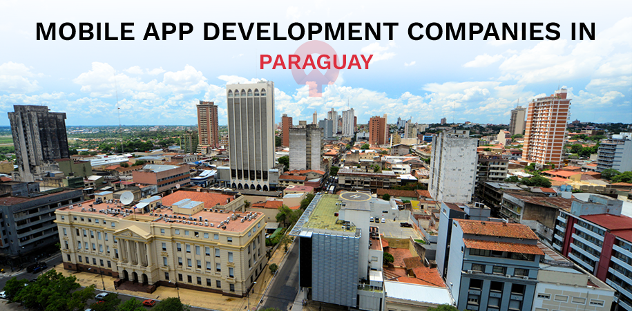 mobile app development company paraguay