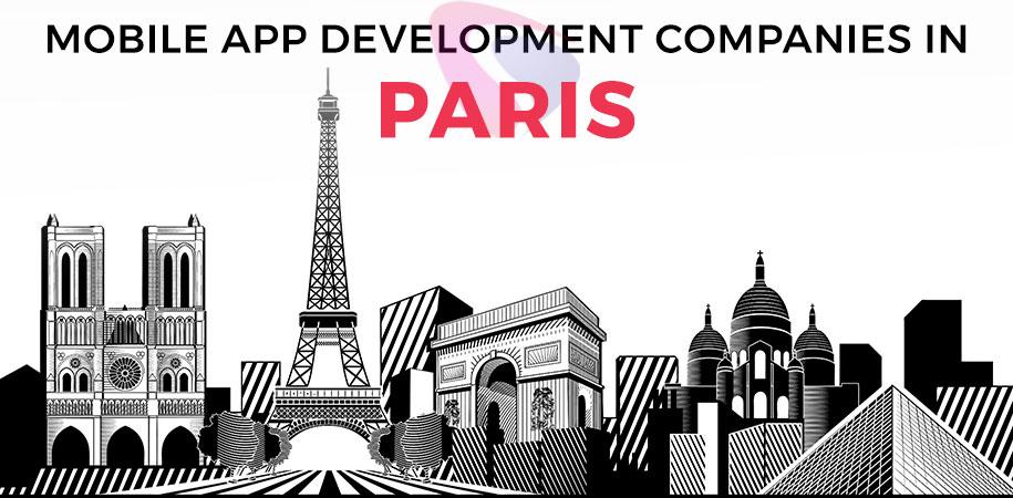 mobile app development companies paris