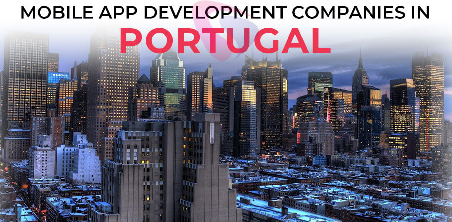 mobile app development companies portugal