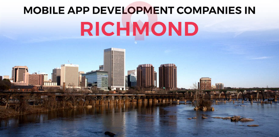 mobile app development companies richmond