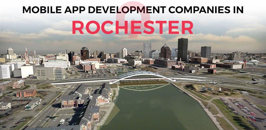 mobile app development companies rochester