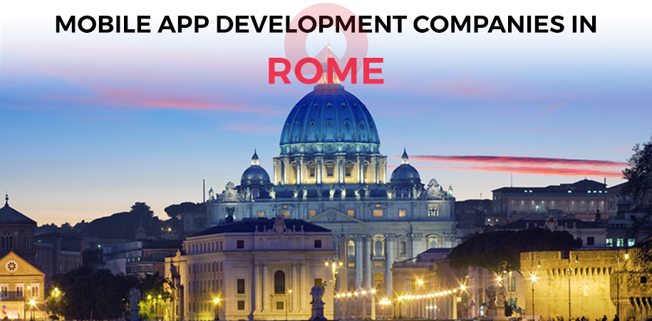 mobile app development companies rome