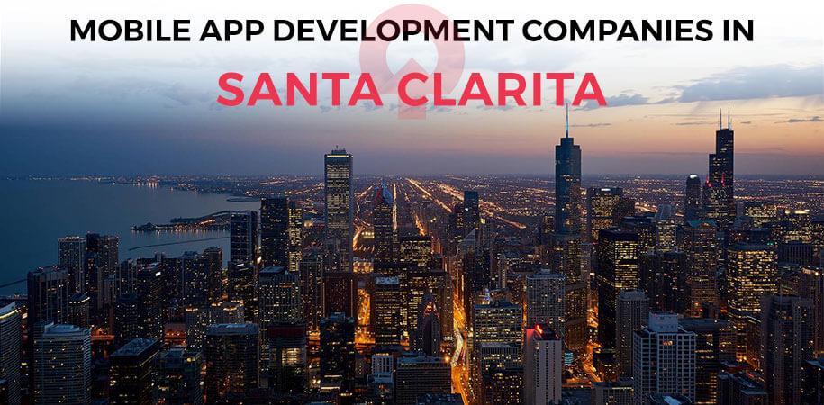 mobile app development companies santa clarita