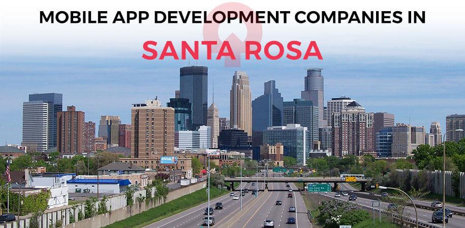 mobile app development companies santa rosa