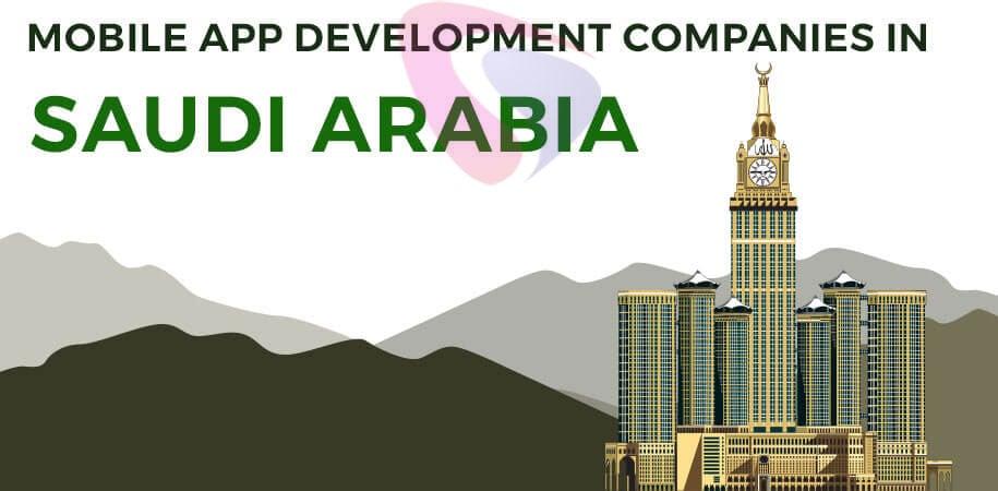 mobile app development companies saudi arabia