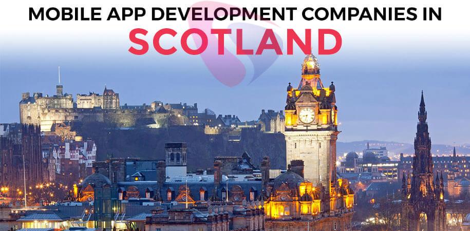 top app development companies scotland
