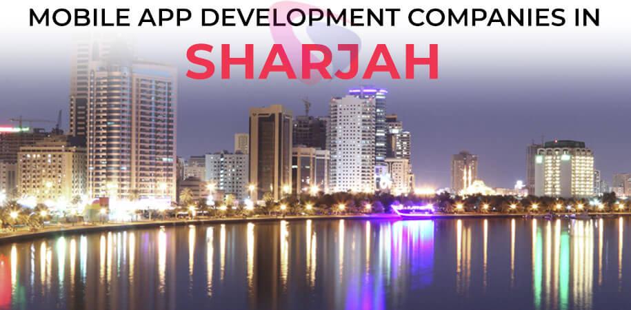 mobile app development companies sharjah